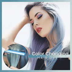 Color Changing Hair Dye – pentacute