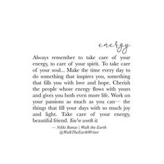 Likes, 46 Comments - Nikki Banas Inspirational Poetry Quotes, Daily Motivational Quotes, Great Quotes, Positive Quotes, Self Quotes, Yoga Quotes, Words Quotes, Life Quotes, Earth Quotes