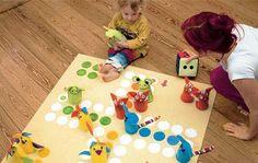 Spielteppich: Ein Klassiker im Kinderzimmer - Basteln - DAS HAUS