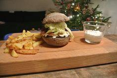 burger so stromčekom