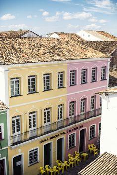 Hotel Villa Bahia | - Ann Street Studio