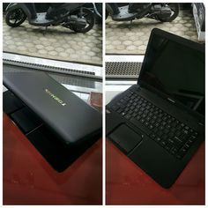TOSHIBA C800D AMD APU E1-1200 // RAM 2GB // HDD 320GB VGA ATI RADEON HD 7310-1GB  No Hp : 085 2222 000 27 Pin Bbm : 5b3bad1d