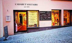 Berço do dadaísmo, Cabaret Voltaire celebra 100 anos do movimento - Jornal O Globo