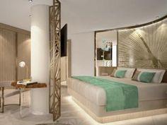 El Nobu Hotel Ibiza Bay está situado frente a la playa de Talamanca (Ibiza) y ofrece acceso gratuito al spa, 2 piscinas, club infantil y terraza en la...