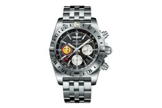 Picture of Breitling Chronomat 44 GMT Patrouille Suisse 50th Anniversary