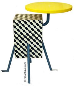 Ordinaire Michele De Lucchi, Kristall End Table, Memphis Milano, Furniture Design