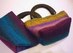 weft-faced weave | Would you like to make a woven tote bag? This series of tutorials will ...