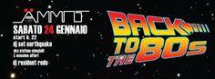 il primo appuntamento del 2015 con la dance anni 80! assolutamente da non perdere!