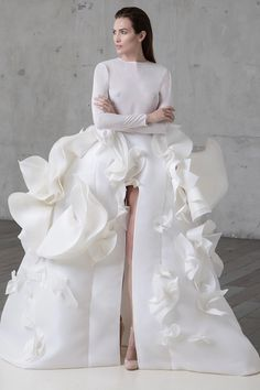 Stéphane Rolland Spring 2017 Haute Couture
