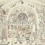 Mattias Adolfsson's Manically Detailed Sketches and Doodles