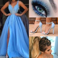 Cute Prom Dresses, Prom Outfits, Glam Dresses, Cosplay Outfits, Pretty Dresses, Beautiful Dresses, Fashion Outfits, Really Cute Outfits, Fashion Illustration Dresses