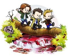 OMG I LOVE THIS!!!! Especially the river of blood and tears.