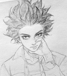 Dead Eyes: a Hitoshi Shinsou Fanfic - Chapter 4 [Yuuto] - Wattpad Anime Drawings Sketches, Anime Sketch, Cool Drawings, Manga Art, Anime Art, Anime Kiss, Anime Angel, Manga Anime, Arte Sketchbook