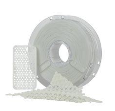 3D Printing Material: PolyFlex,White