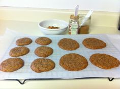 Chewy Grain-Free Cookie Recipe (gluten/dairy/egg-free) and a Delicious Deal!