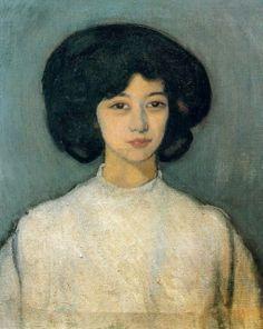 Joaquim Sunyer (1874–1956), Rosa, 1910