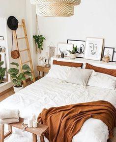 Room Ideas Bedroom, Home Decor Bedroom, Design Bedroom, Small Bedroom Decorating, Bedroom Colors, Decor For Small Bedroom, Small Bed Room Ideas, Bedroom Wall, Ideas For Small Bedrooms