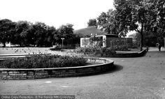 Bishops Park open air theatre Fulham London