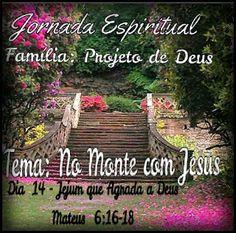 Manancial de Bênçãos: JE 49 Dias No Monte com Jesus