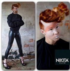 Bidrag till Åretsfrisör av Jennifer Delén på Nikita Hair i Falun!