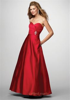Alfred Angelo Bridesmaid dress -- style 7166 -- $199