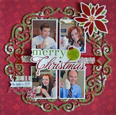 Image detail for -Layout: Merry Christmas *Imaginisce*