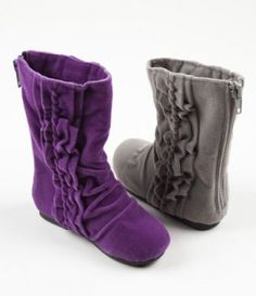 Fashion Boots for Ally $12