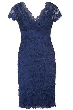 Sheath Navy Blue Lace Mother Of The Bride Dresses, V-Neck Dark Blue Party Dresses with Short Sleeves, Mother Of The Bride Dress Knee Length with Beading, Mother Of The Bride Dress Plus Size Custom Dresses, Dresses Uk, Fall Dresses, Elegant Dresses, Beautiful Dresses, Short Dresses, Prom Dresses, Summer Dresses, Mother Of Groom Dresses