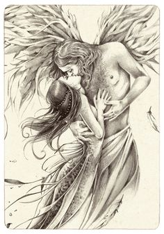 Legendya - Ange et Sirène