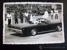 guinea-ecuatorial-paso-comitiva-coche-antiguo-bata-1968~x35931791 gobernador o Subgobernador