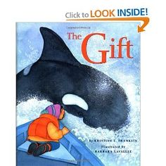 The Gift!   about sharing & respect