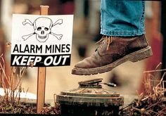 Todos sin discriminación somos seres sagrados, inviolables y trascendentes. El cuerpo es sagrado: ¡No más minas antipersona!