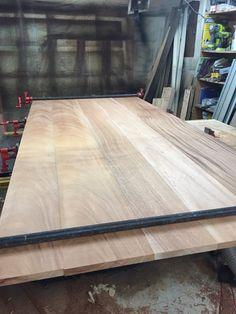 Mahogany table top!