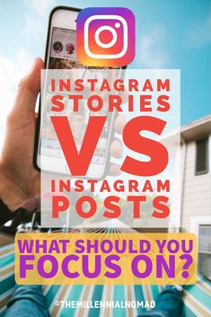 Have you noticed a decrease of engagement on your feed posts? Are you tired to have to keep up with all the algorithm changes? Are you wondering if Instagram stories work better? In this article I break down the pros and cons of using both Instagram stories and Instagram feed posts and how you can use each of them to get the best results for your account. Click to learn more. #instagramtips #instagrammarketing #instagramforbusiness