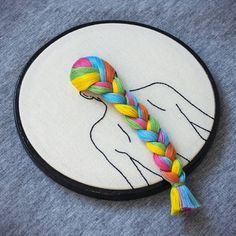 super ideas embroidery hoop crafts no sew Embroidery Hoop Crafts, Embroidery Monogram, Rose Embroidery, Modern Embroidery, Cross Stitch Embroidery, Embroidery Patterns, Machine Embroidery, Cross Stitch Hoop, Sewing Art