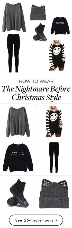 """Untitled #1"" by theamazingmomisnotonfire on Polyvore featuring 7 For All Mankind, Converse and Silver Spoon Attire"