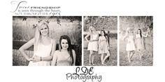 Casey n Kaley Best Friend Portraits { Larissa Ensign, Riverview, FL Photography } Bcbg Gowns, Bcbg Dresses, Best Friends Shoot, High School Seniors, Bridal Boutique, Boutique Dresses, See Through, Senior Pictures, Polaroid Film