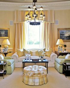 phoebe howard living rooms | ... room it was put together by mrs phoebe howard a decorator i really