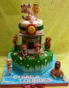 Cake design pollon! PasticceriaDece Bari
