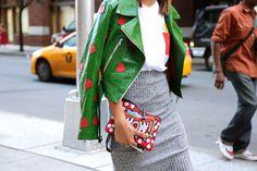 Fashion Week jackets