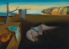 La persistencia de la memoria, Dalí. MoMA de NY