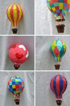 Hi my lovely DIY lovers! If you are looking for cool and easy ideas that will beautify your home, I have found some amazing balloon crafts for you.