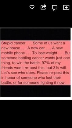 REPIN GUYS I BELIEVE IN YOU NEARLY AS MUCH AS I WISH FOR CANCER PATIENTS TO LIVE