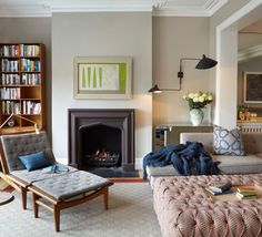 Deodar Road - contemporary - living room - london - Sigmar