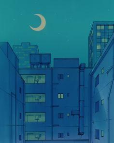 sailor moon scenery : Photo
