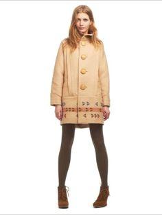 lauren moffatt coat