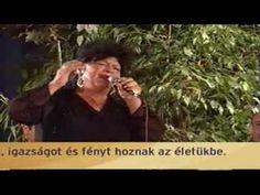 Bangó Margit: Nem tudom az életemet hol rontottam én el - YouTube