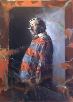 Håkon Gullvåg - Rolf Wesenlund Hakone, Trondheim, Norway, Portraits, Paintings, Fine Art, Olympia, Painters, Paint