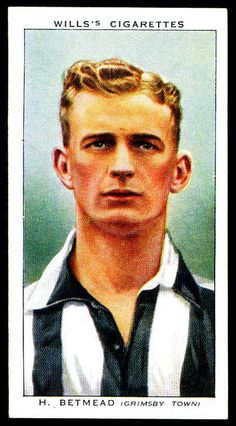Harry Betmead, Grimsby Town