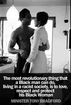 Black Men Love Black Women — black-couples: Thanks for sharing this with us. We Are The World, In This World, By Any Means Necessary, Black History Facts, Black Families, Black Pride, My Black Is Beautiful, African American History, American Art